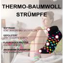 "RS. Harmony | Thermo Strumpf ""Weihnachtszeit"""
