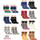 RS. Harmony | Thermo Socken mit Umschlagrand für Damen