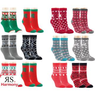"RS. Harmony   Thermo Strumpf ""Weihnachtszeit"""
