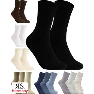 RS. Harmony | Socken Uni-Farben für Damen