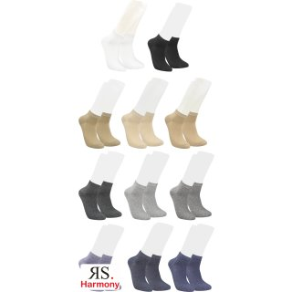 RS. Harmony   Kurz-Strumpf Quarter-Socks für Herren