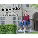"""gigando Premium   Socken """"mit Motive"""" für Sie & Ihn"""