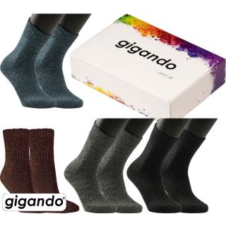 gigando Premium | Thermo Socken für Damen & Herren