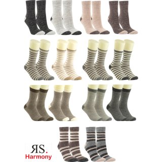 "RS. Harmony | Woll-Socken ""Alpaka"" für Damen"