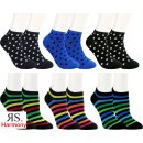 RS. Harmony | Sneaker-Socken mit Designs für Damen