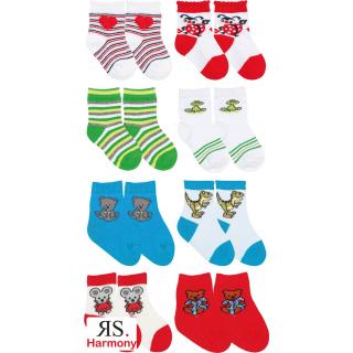 "RS. Harmony   Baby-Socken ""Bunt"""