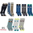 RS. Harmony | Kinder Kniestrumpf mit Motiv für Jungs