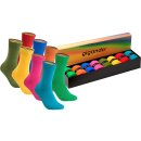 gigando  | colorful Baumwoll-Socken  | 8 Paar  |