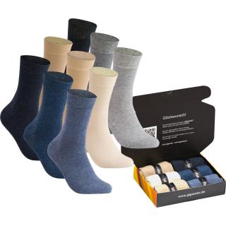 gigando Premium | Baumwoll-Socken für Sie