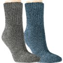 gigando  | Comfortable Cotton Socks for Ladys  | 2 Paar  |