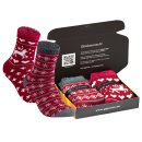 gigando  | Comfortable Christmas Socks for Ladys  | 2...