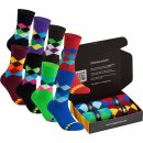 "gigando Premium | Baumwoll-Socken ""Karo""..."